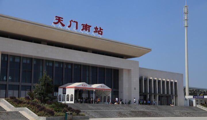 湖北省天门南站艾崴安检案例(图文)
